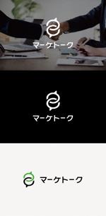 tanaka10さんのマーケティングサービスのロゴ制作への提案
