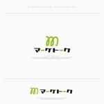 conii88さんのマーケティングサービスのロゴ制作への提案