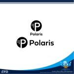 cpo_mnさんの建築会社「Polaris」のロゴへの提案