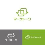atomgraさんのマーケティングサービスのロゴ制作への提案