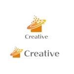 社内の企画発案チーム「Creative」のロゴへの提案