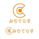 watercolorさんの経理労務法務コンサル会社 みちてらす のロゴ作成への提案