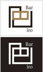 新規barのロゴをお願いします。への提案