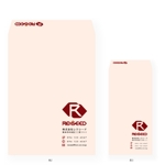 noraya_jrさんの会社の封筒2種類のデザインへの提案
