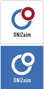 新会社『株式会社ONIZaim』のロゴへの提案
