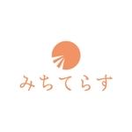 teppei-miyamotoさんの経理労務法務コンサル会社 みちてらす のロゴ作成への提案