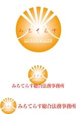 gaku2525さんの経理労務法務コンサル会社 みちてらす のロゴ作成への提案