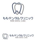 TEXTUREさんの新築歯科医院のロゴへの提案