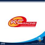 モータースポーツでカーレースチーム「KCracing」のロゴへの提案