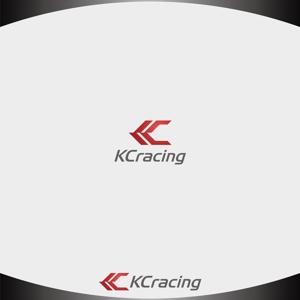 Nakamura__さんのモータースポーツでカーレースチーム「KCracing」のロゴへの提案