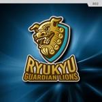社会人アメフトチームRyukyu Guardian Lions(シーサー)のロゴへの提案