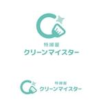marutsukiさんの特殊清掃会社「特掃屋 クリーンマイスター」ロゴデザインの募集への提案