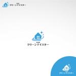 sunsun3さんの特殊清掃会社「特掃屋 クリーンマイスター」ロゴデザインの募集への提案