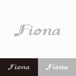 rickisgoldさんの「Fiona」のロゴ作成への提案