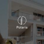 Typographさんの建築会社「Polaris」のロゴへの提案
