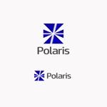 ryokuenさんの建築会社「Polaris」のロゴへの提案
