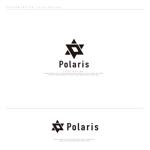 conii88さんの建築会社「Polaris」のロゴへの提案