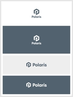 tobiuosunsetさんの建築会社「Polaris」のロゴへの提案