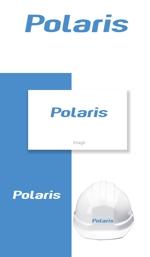 serve2000さんの建築会社「Polaris」のロゴへの提案