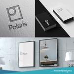 nekosuさんの建築会社「Polaris」のロゴへの提案