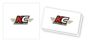 s-s-hさんのモータースポーツでカーレースチーム「KCracing」のロゴへの提案