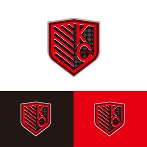 ALPHATHINKさんのモータースポーツでカーレースチーム「KCracing」のロゴへの提案