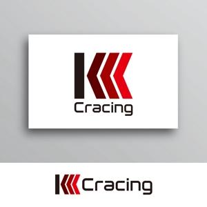 White-designさんのモータースポーツでカーレースチーム「KCracing」のロゴへの提案