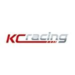 alne-catさんのモータースポーツでカーレースチーム「KCracing」のロゴへの提案