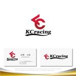 drkigawaさんのモータースポーツでカーレースチーム「KCracing」のロゴへの提案
