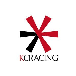 smdsさんのモータースポーツでカーレースチーム「KCracing」のロゴへの提案