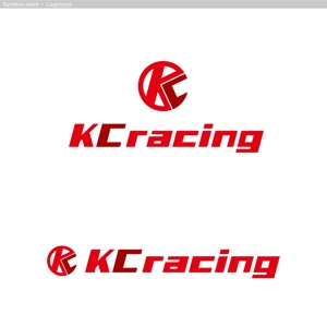 cambelworksさんのモータースポーツでカーレースチーム「KCracing」のロゴへの提案