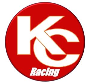atskato12さんのモータースポーツでカーレースチーム「KCracing」のロゴへの提案