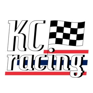 Tomegaleさんのモータースポーツでカーレースチーム「KCracing」のロゴへの提案