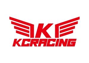 tora_09さんのモータースポーツでカーレースチーム「KCracing」のロゴへの提案