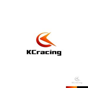 sakari2さんのモータースポーツでカーレースチーム「KCracing」のロゴへの提案