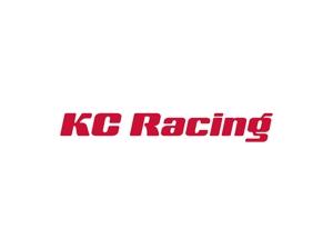 ZEENさんのモータースポーツでカーレースチーム「KCracing」のロゴへの提案