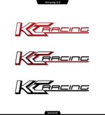 queuecatさんのモータースポーツでカーレースチーム「KCracing」のロゴへの提案