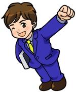 中小企業向けコンサルティング会社「経営承継支援」のキャラクターへの提案