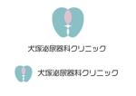 犬塚泌尿器科クリニックのロゴへの提案