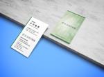 design_studio1_1さんの不動産会社 「株式会社彩京不動産」の名刺デザインへの提案