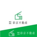 koheimax618さんの不動産会社 「株式会社彩京不動産」の名刺デザインへの提案
