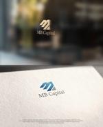 NJONESさんの物流・輸送会社「MB」のロゴへの提案