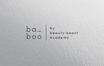 ALTAGRAPHさんの美容室『ba-boo by beauty:beast  Academy』ロゴ作成     への提案