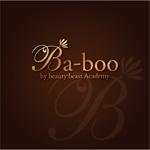 nakagawakさんの美容室『ba-boo by beauty:beast  Academy』ロゴ作成     への提案