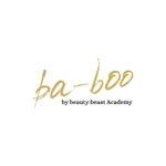 alne-catさんの美容室『ba-boo by beauty:beast  Academy』ロゴ作成     への提案