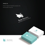 doremidesignさんの美容室『ba-boo by beauty:beast  Academy』ロゴ作成     への提案