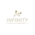 キックボクシング ジム「INFINITY」のロゴへの提案