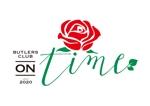『on time』というホストクラブの店名のロゴ作成依頼への提案