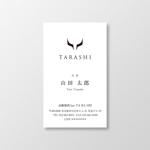 T-akiさんの高級飲食店の名刺作りへの提案