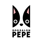 frog_factoryさんのドッグサロンのロゴ製作への提案